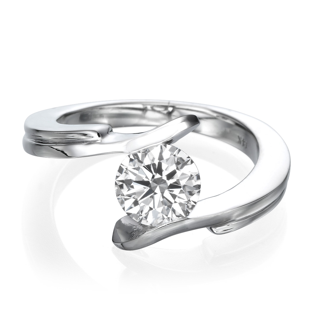 engagement custom ring trends blog asymmetrical rings